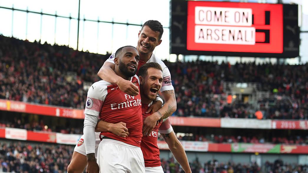 Arsenal yapata ushindi wa tano chini ya Unai Emery