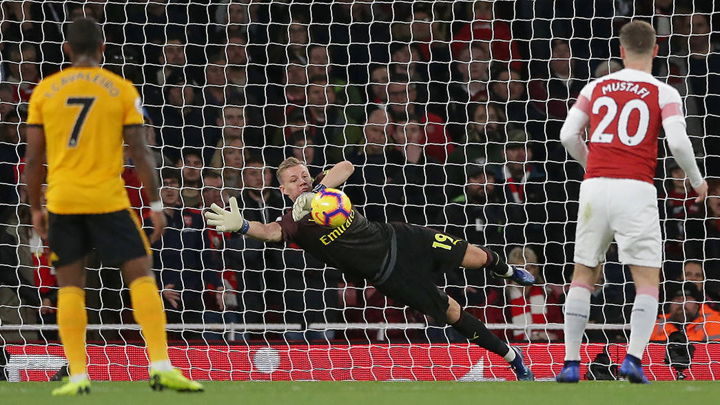 Arsenal vs Wolves-mambo matano niliyoyaona