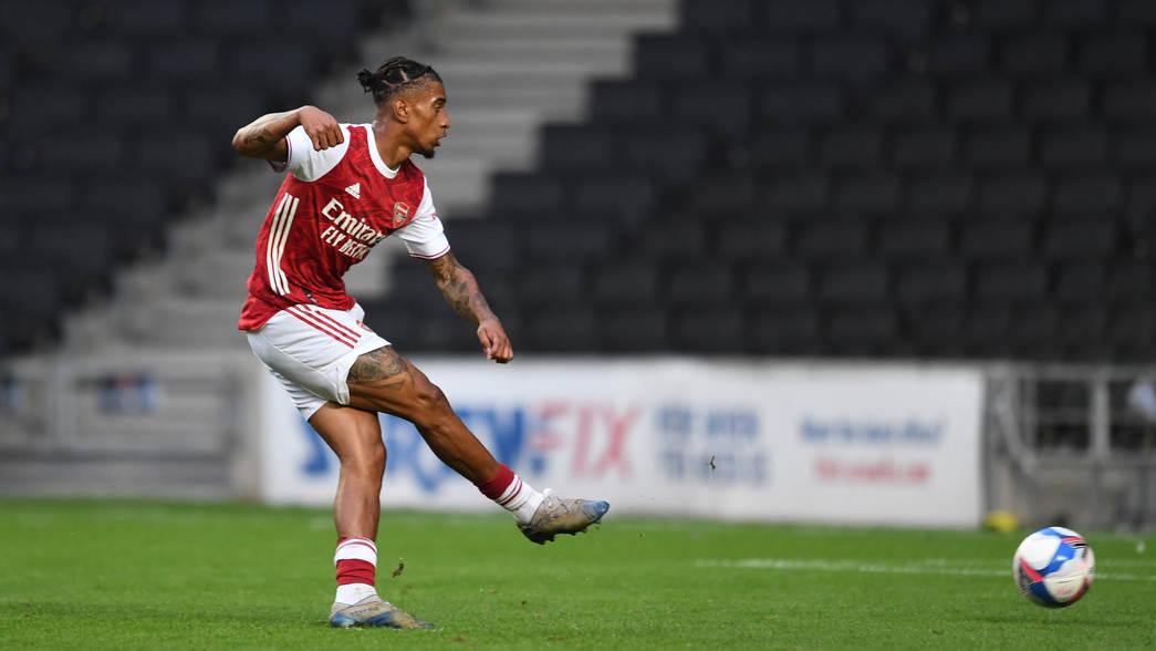 Under 23 3 3 Man Utd U23 Match Report Arsenal Com