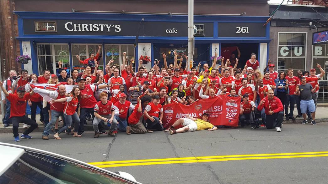 Gooner Bars And Pubs Fans News Arsenalcom