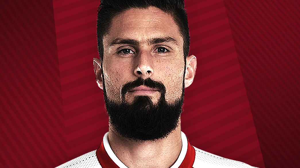 The Loan Store >> Olivier Giroud | Players | First Team | Arsenal.com