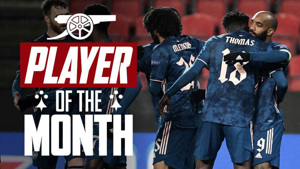 April 2021 Player of the Month