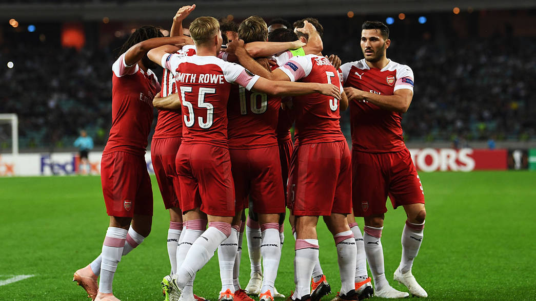 Arsenal yaifunga Qarabag 3-0