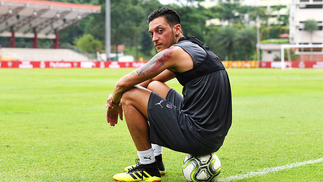 Mesut Ozil | In my own words | Feature | News | Arsenal.com