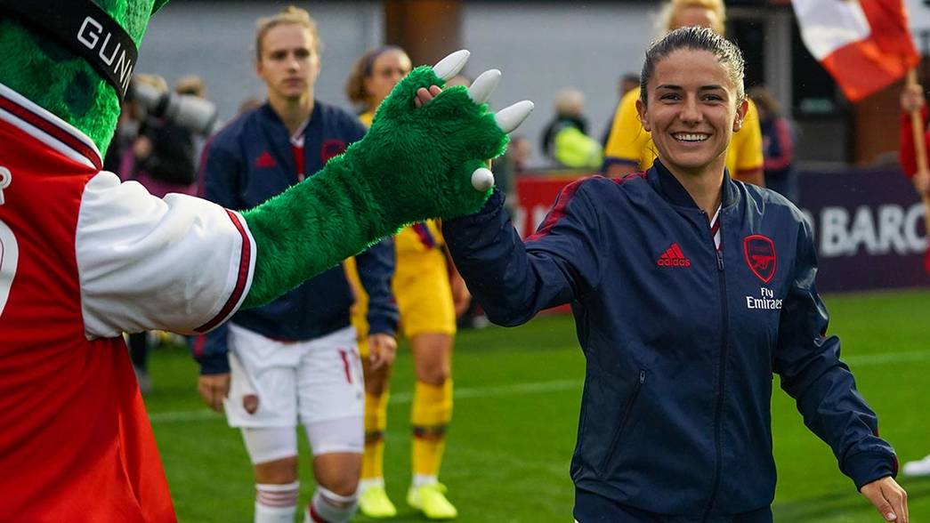 Three Wsl Fixtures Selected For Tv Coverage News Arsenal Com
