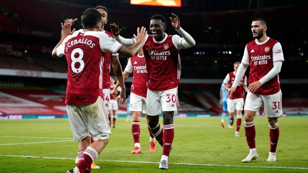 Arsenal 2 - 1 West Ham United - Match Report   Arsenal.com