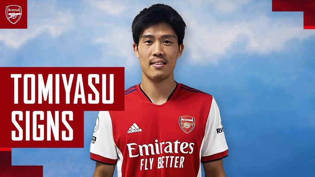 WHO IS TOMIYASU AND WHY WAS HE SIGNED FROM BOLOGNA BY ARSENAL?