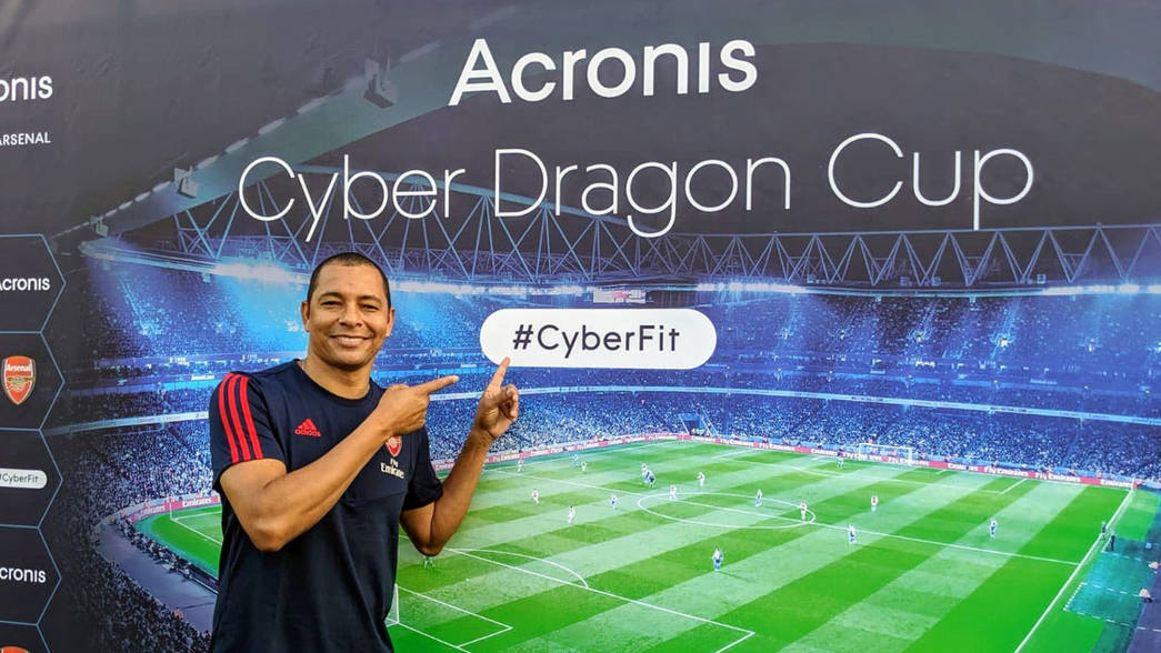 Acronis Cyber Dragon Cup