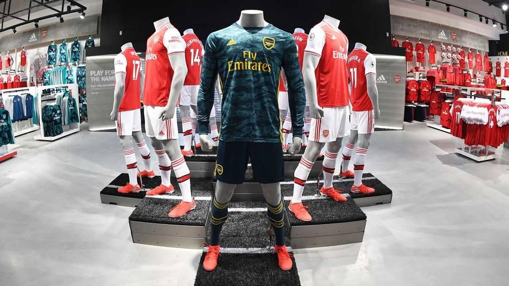 Arsenal Shopping   The Club   News   Arsenal.com