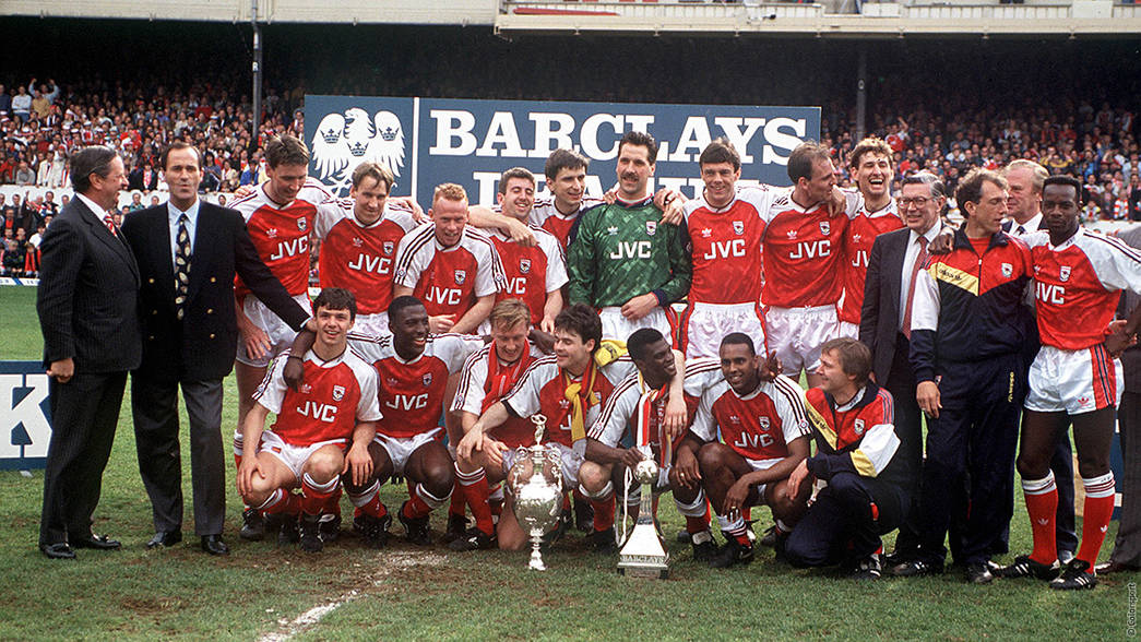 Graham's Gunners secure title glory | History | News | Arsenal.com