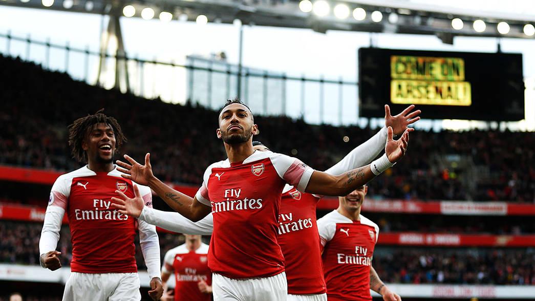 Arsenal 4 - 2 Tottenham Hotspur - Match Report | Arsenal.com