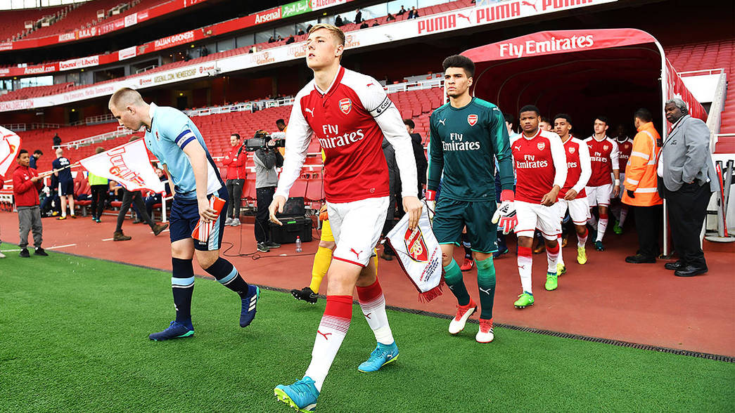 Image result for arsenal youth emirates