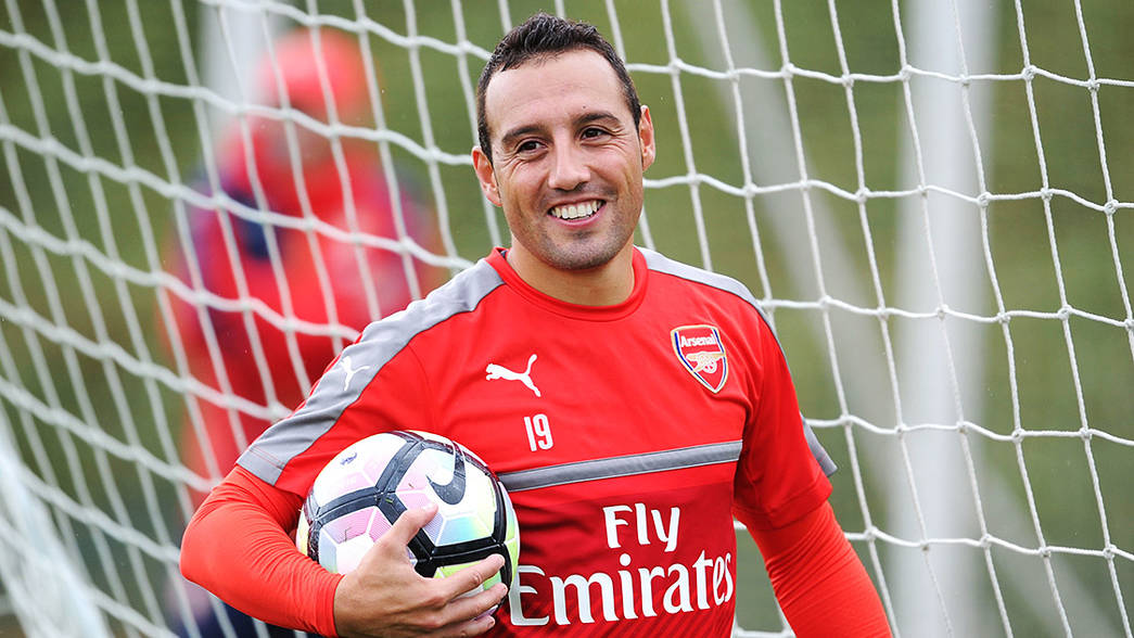 What Is The Latest On Santi Cazorla