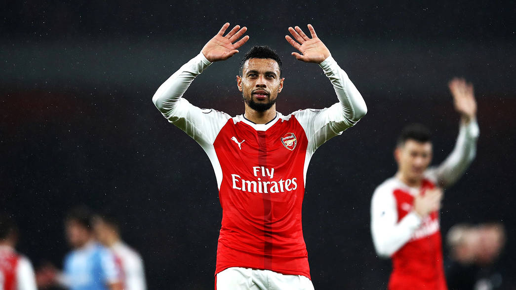 Francis Coquelin's message to the Arsenal fans   Interview   News    Arsenal.com