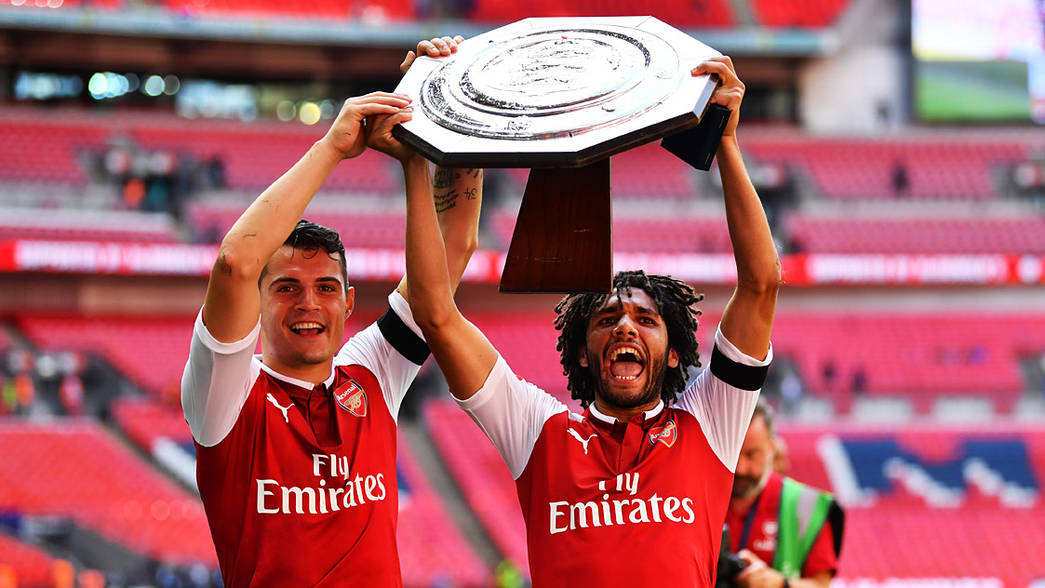 Arsenal Beat Chelsea in the Community Shield