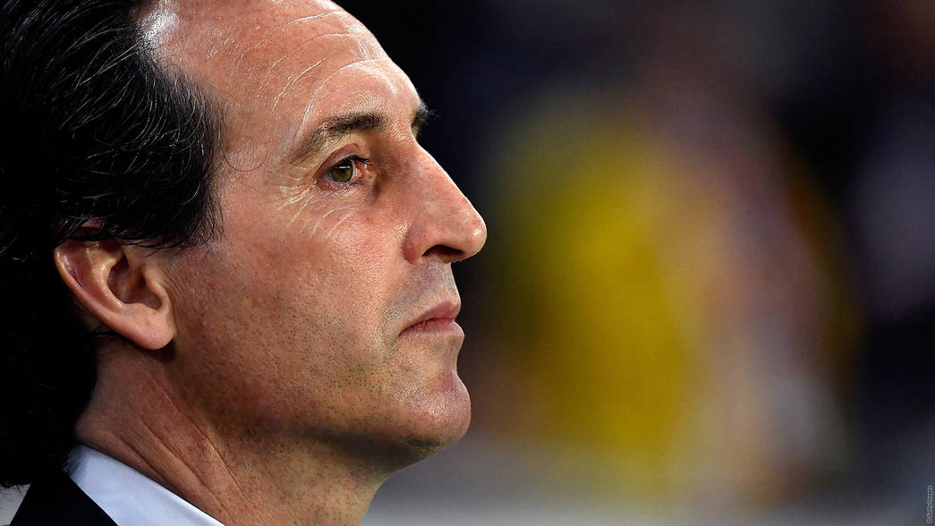Image result for unai emery pictures