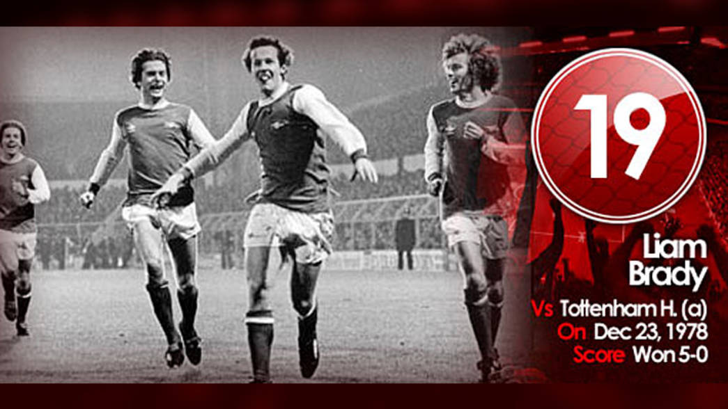 Slavia Chelsea Pinterest: GUNNERS GREATEST 50 GOALS