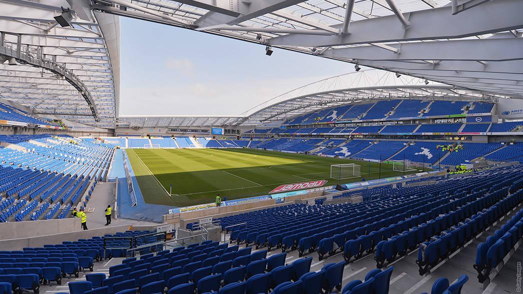 The Amex Stadium - Brighton & Hove Albion