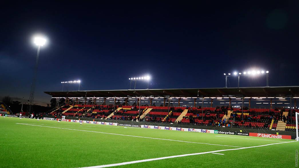 Jamtkraft Arena - Ostersunds