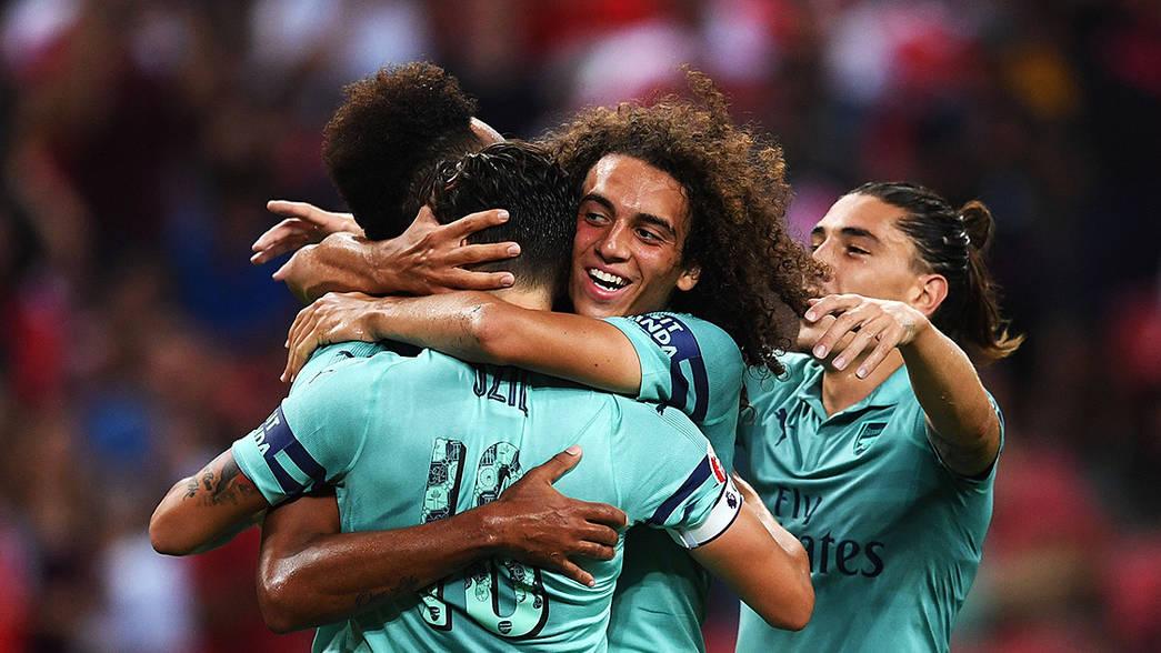 Arsenal yaipiga mkono PSG