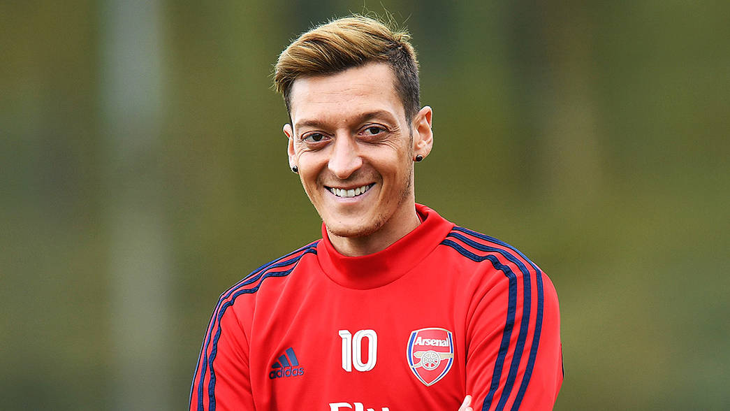Can you name all Mesut Ozil's Arsenal team-mates? | Quiz | News ...
