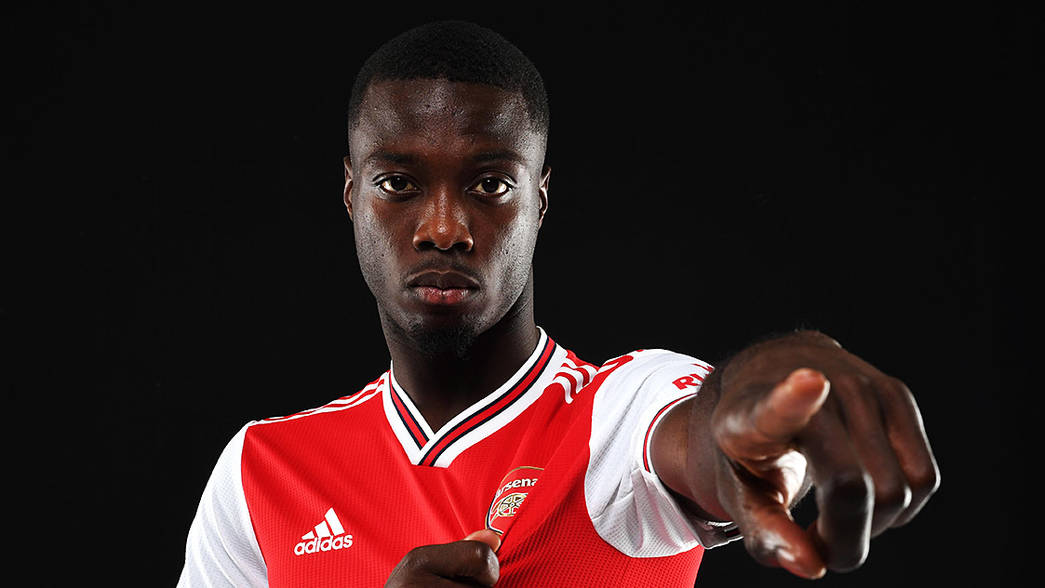 Official: Nicolas Pepe Signs Pepe