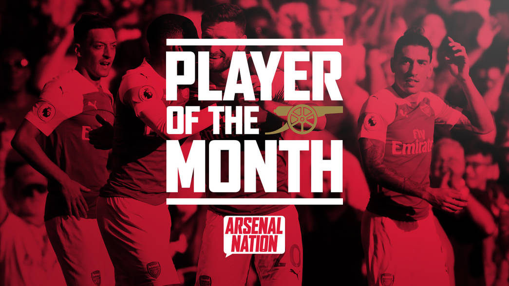 September Player of the Month