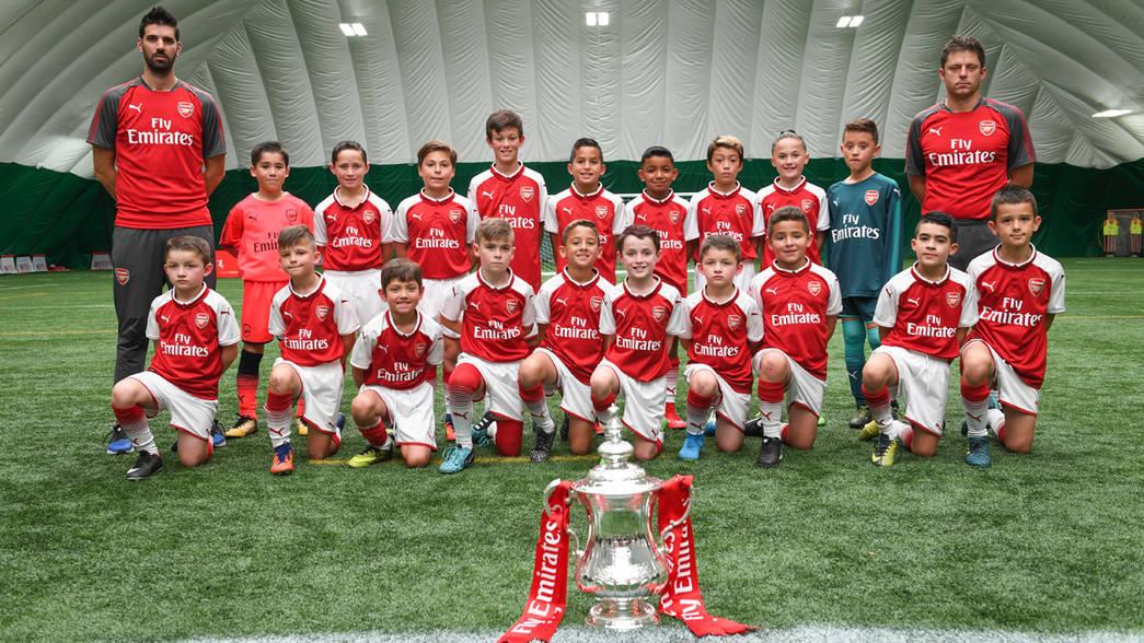 Fa Cup Visits Arsenal Soccer Schools Academy News Arsenal Com
