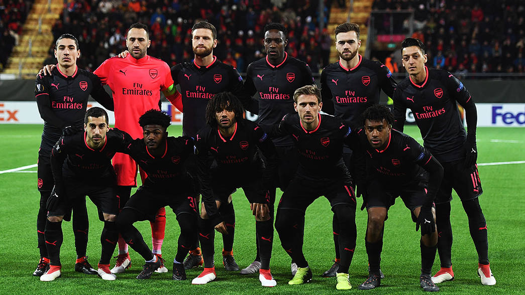 We will face ac milan in the europa league news arsenal arsenal team voltagebd Image collections