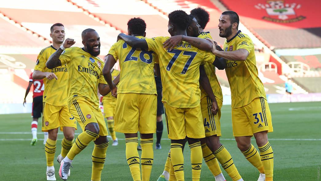 Southampton vs Arsenal Highlights & Full match Replay