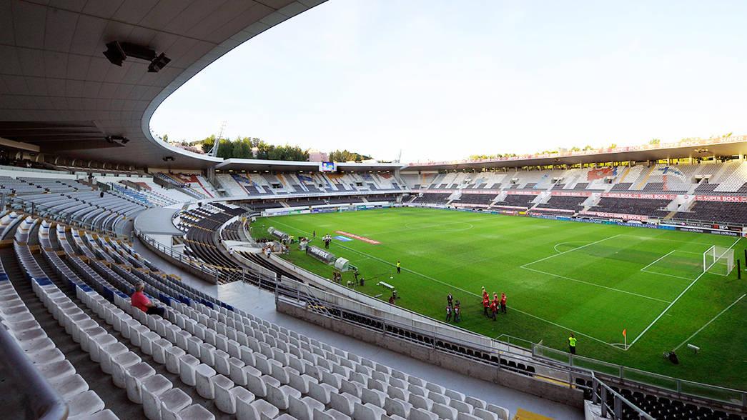 Estadio D. Afonso Henriques - Vitoria