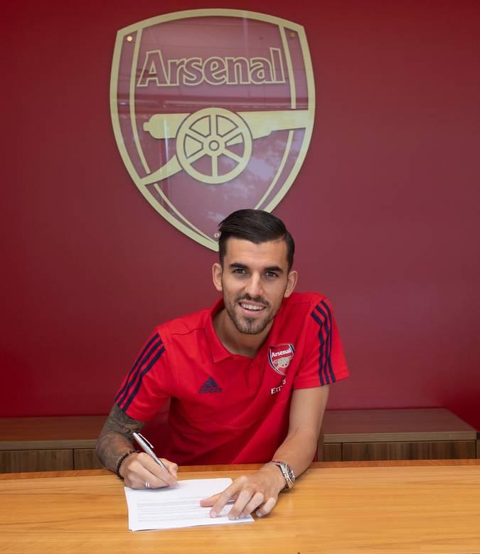 Rasmi-Dani Ceballos ajiunga na Arsenal kwa mkopo