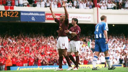 ae6a1006a Arsenal 4-2 Wigan Athletic - 2006
