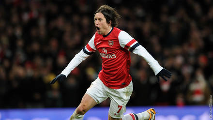 new style 05a3a 2a317 Rosicky - We have experience on our side | News | Arsenal.com