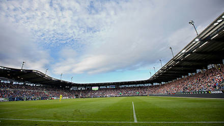 Pre-season tour - Viking Stadion 2d941c094