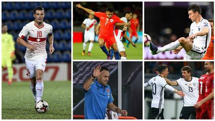 Internationals: The complete round-up | News | Arsenal com