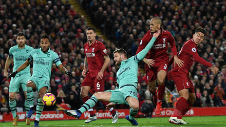 39812be8197 Liverpool 5 - 1 Arsenal - Match Report