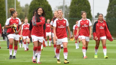 Arsenal Women Youth Teams Arsenal Com