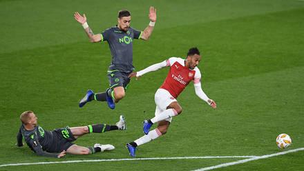 Arsenal 0 - 0 Sporting CP - Match Report | Arsenal com