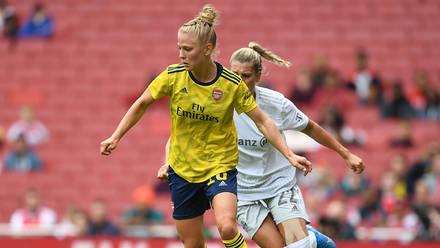 Women 0 - 1 Bayern Munich Women - Match Report | Arsenal com