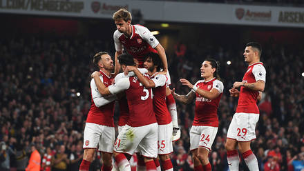 Who was our best player against West Brom? | News | Arsenal com