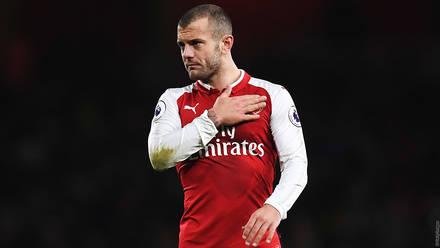 Thanks for everything, Jack Wilshere