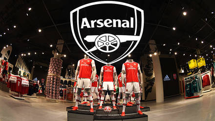 finest selection d4e58 2ca9b The Armoury re-opens doors to launch 2019/20 kit | Gallery ...