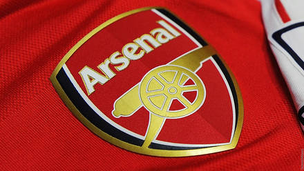 cca37df330b The Arsenal Crest. 26 May 2017