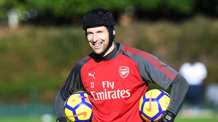 63fc7849 Cech has lost weight… he's fitter than ever' | Interview | News ...
