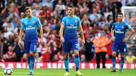 c43383149 Liverpool 4 - 0 Arsenal - Match Report