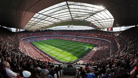 Emirates Stadium seating plan  23a218d516