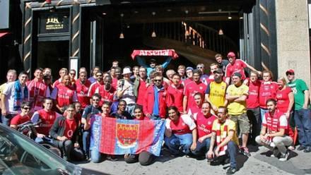 Boston, MA | Fans | News | Arsenal com