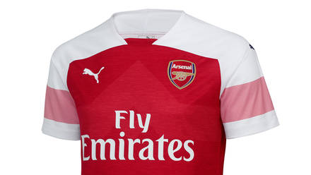 974810645 Arsenal home shirt 2018-19