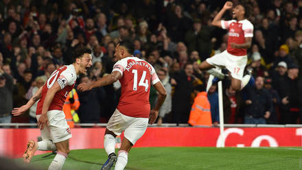 Arsenal 3 - 1 Leicester City - Match Report  4db40969c